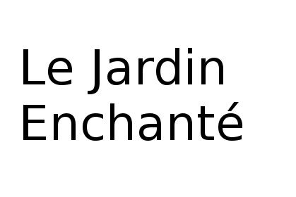Le Jardin Enchantée – 92210