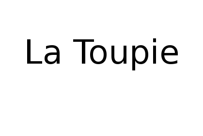 La Toupie – 75018