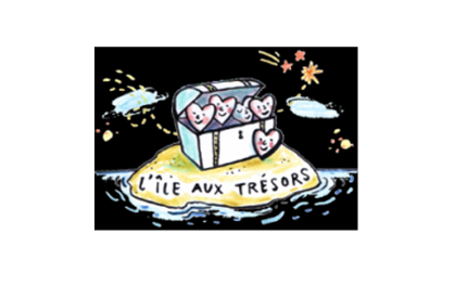 Places libres à partir de septembre à l'Île aux trésors – 75019 Paris