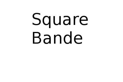 Square Bande – 75011