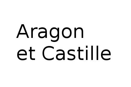Aragon et Castille – 94800