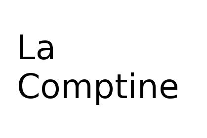 La Comptine – 92260