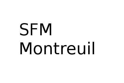 SFM Montreuil – 93100