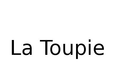 La Toupie – 92100