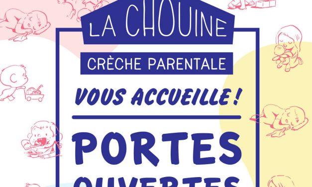 Portes ouvertes La Chouine – 22 avril