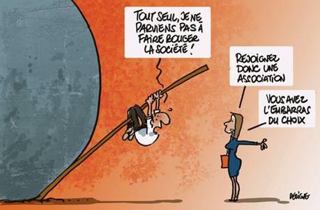 Enquête nationale : Le paysage associatif français