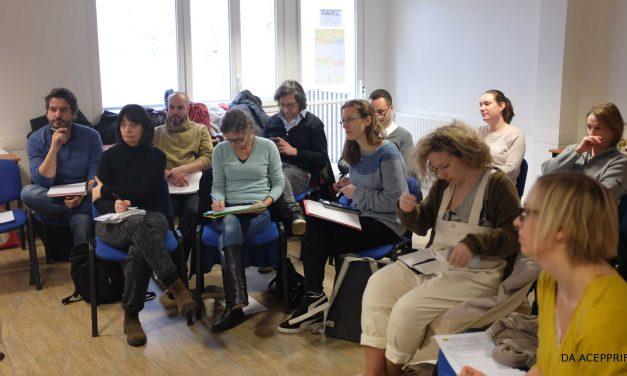 Séminaire de clôture de la Recherche Action Formation 3P : Échanges et partages de pratiques avec les crèches adhérentes de Paris