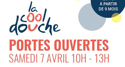 Portes ouvertes Cool Douche 75014 – 7 avril