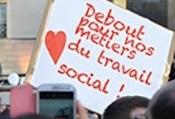 Rencontre : Debout pour nos métiers du travail social !
