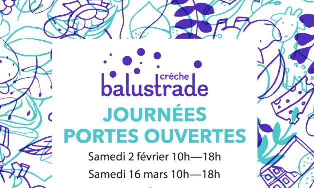 Portes ouvertes : crèche parentale Balustrade – 75011 Paris