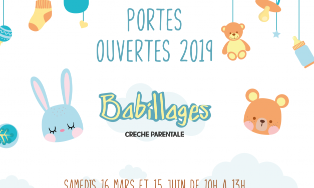Portes ouvertes : crèche parentale Babillages 75011