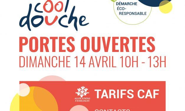 Portes ouvertes la Cool Douche 75014 – 14 avril