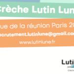 Places disponibles : Lutin Lune – 75020 Paris