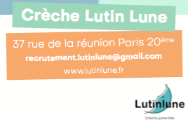 Places disponibles : Lutin Lune – 75020 Paris