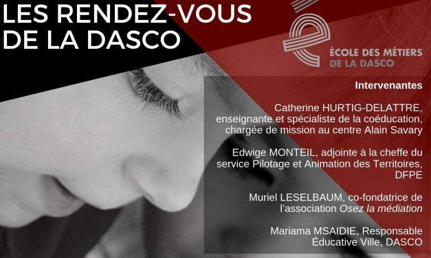Conférence école famille : 24 juin 2019 – 75012 Paris