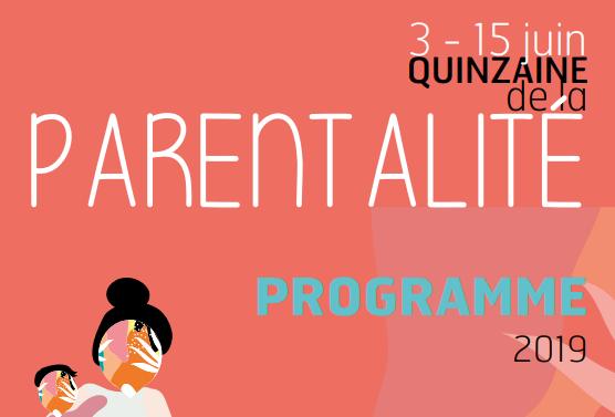 Journée de la parentalité : 12 juin 2019 – Grenoble