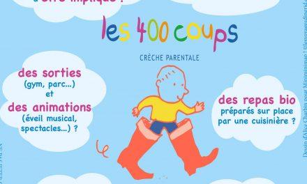 Places disponibles : 400 coups – 75011 Paris