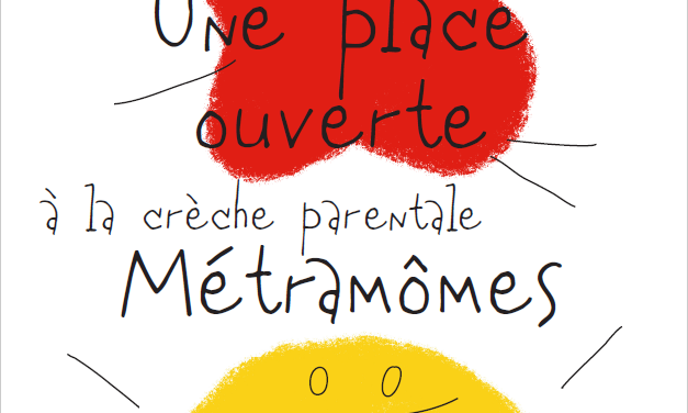 Place libre : Métramômes – 75020 Paris