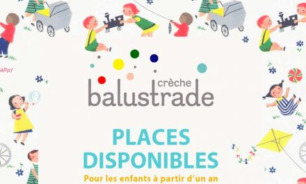 Places libres – Balustrade – 75011 Paris