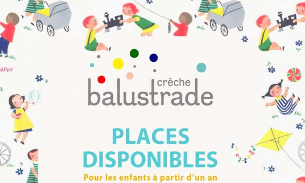 Places libres – Balustrade – 75011 Paris