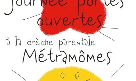 Portes ouvertes – Métramômes 75020 – 7 mars
