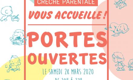 Portes ouvertes – La Chouine 75018 – 28 mars