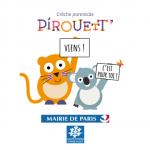 Places libres à Pirouett' à partir de septembre – 75013 Paris