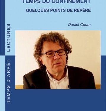 Vidéoconférence de Daniel Coum Vendredi 15 mai : Faire famille