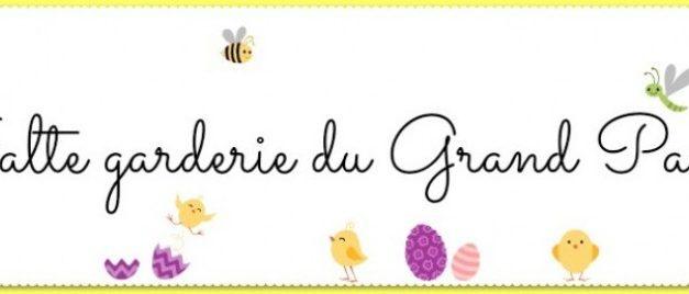 Places libres : Halte garderie du Grand Pavois – 75015 Paris
