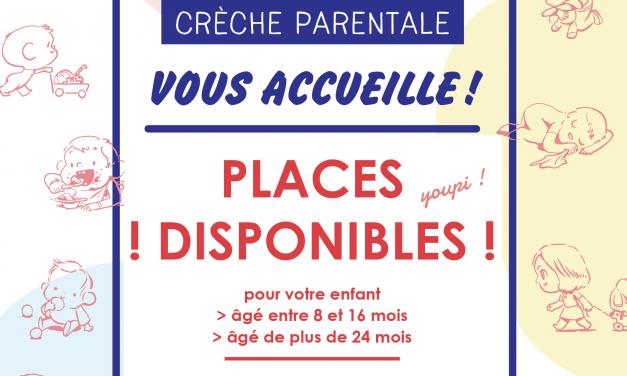 Places libres à La Chouine – 75018 Paris