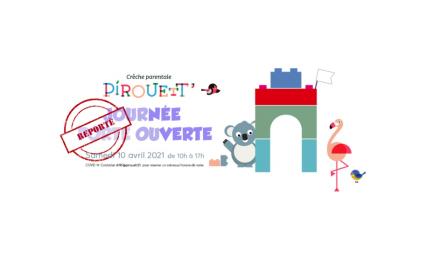 Journée Porte Ouverte reportée – 75013 Paris