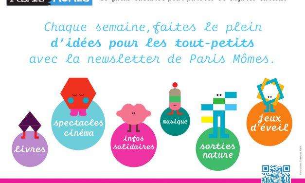 Paris Mômes – Le guide culturel pour parents et enfants !